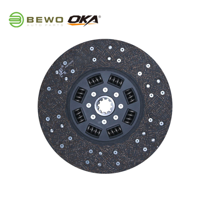 Multi Clutch Disc Truck with High Performance SACHS 1861303246 pare parts Disc Clutch fo Friction Clutch Disc