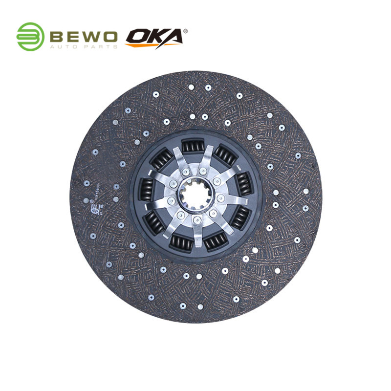 High quality 380mm Europe clutch disc /clutch plate for Heavy duty track/SACHS 1861494140