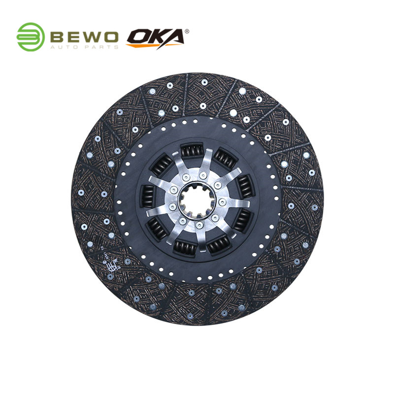SACHS 1862135035/ 0082501603 380mm for Medesas Multi Clutch Disc Heavy Duty Track with High Performance in chinese factory