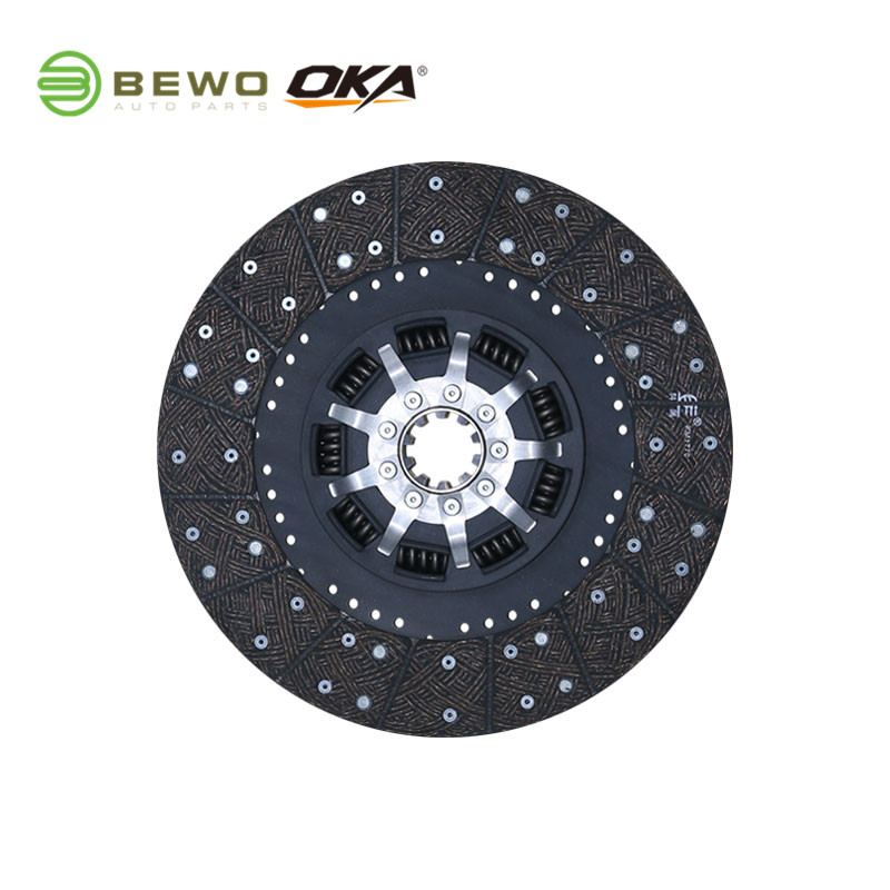 SACHS 1862138032 clutch disc Europe heavy Duty track spare parts;High efficiency hot sale in Europe