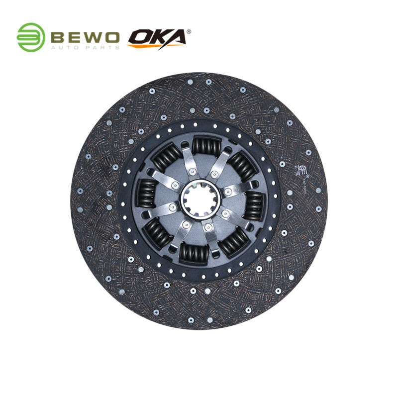 Clutch Friction Material 1862190105 400mm Clutch Plate For Heavy track Chinese direct deal with Lowest Price