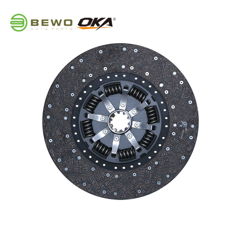 OEM 1862193105 Benwo heavy duty track for europe Automobile parts Clutch plate