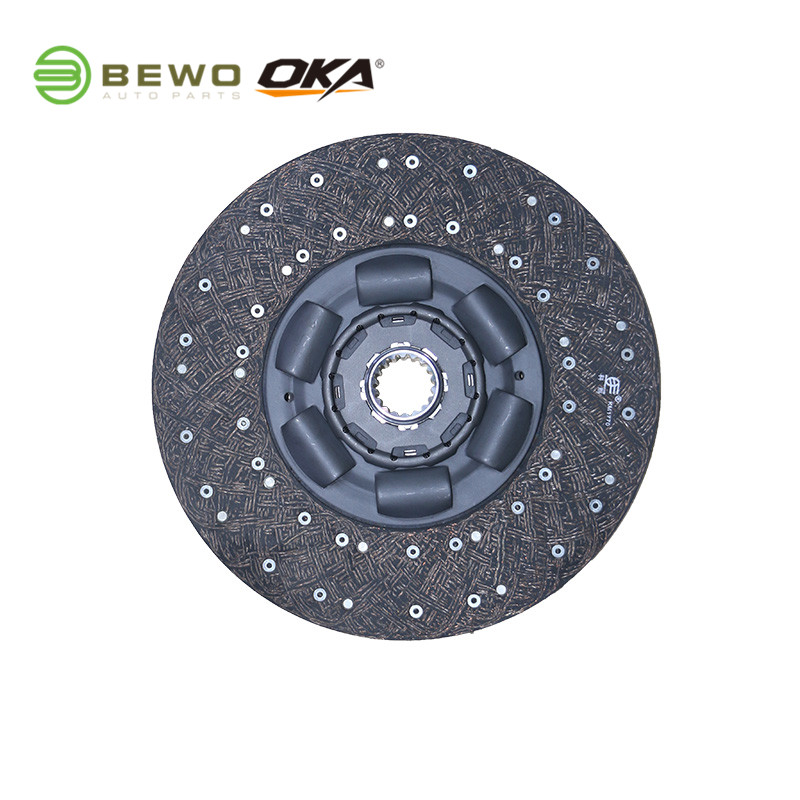 SACHS 1862519240 Chinese direct deal Euro truck parts Disc Clutch fo Friction Clutch Disc for MB