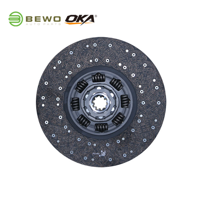 Chinese direct deal pare parts Disc Clutch fo Friction Clutch Disc SACHS 1862530231 original clutch disc assy
