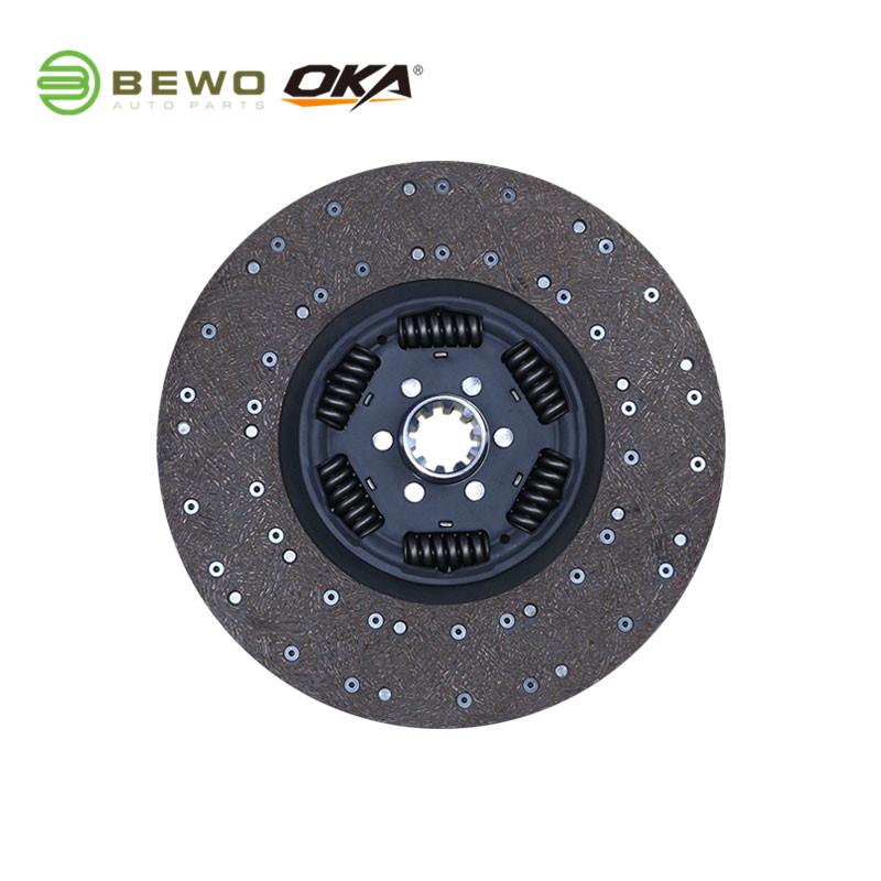 OEM 1878000104 good clutch plate price truck clutch plate /clutch disc High efficiency hot sale scania truck parts