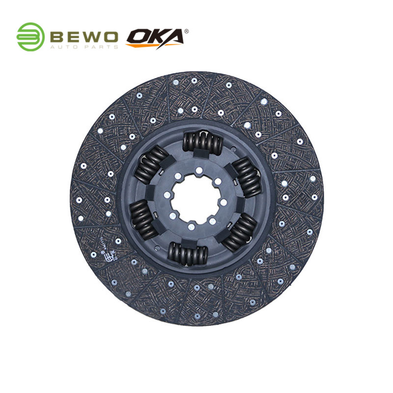 high quality truck parts clutch disc assembly for heavy truck OEM 1878000635/20366592 400mm for VOLVO