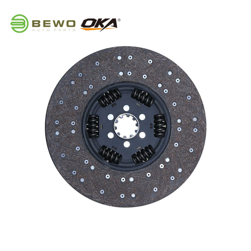 Clutch Friction Material  Clutch Plate For Kamaz;SACHS 1878000965 for 380mm