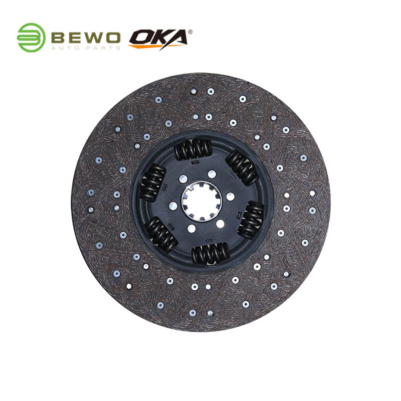 Good quality Clutch Disc Plate for Heavy track  sachs 1878000968 380mm for Benz with Lowest Price