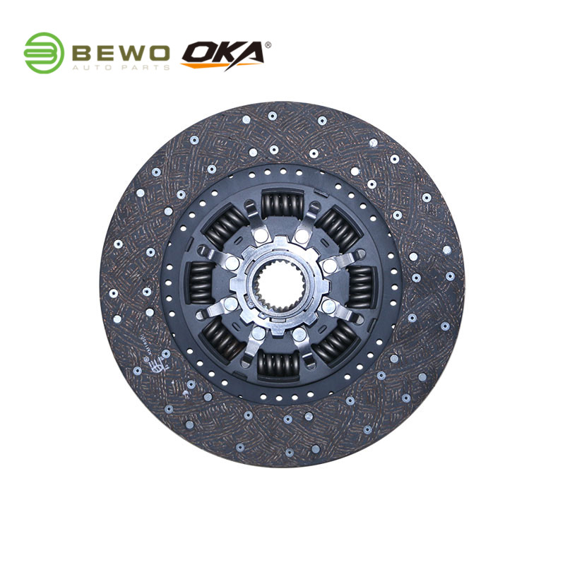 Hot Selling OKA/BEWO Heavy Duty Truck Clutch Disc SACHS 1878001216 380Mm For VOLVO With Low Price