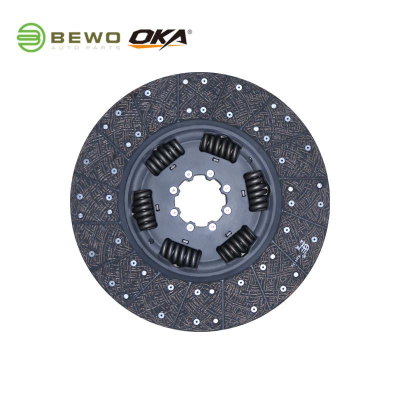 sachs 1878002023 Double clutch disc for BENZ OM 541.923  MB MAN 400MM 18N  8N OKA/BEWO TWIN DISC CLUTCH