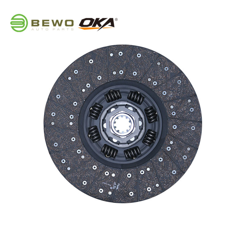 Clutch Disc SACHS 1878003732 OKA/BEWO Heavy Duty Truck  1878 026 241 430Mm For RENAULT Made In China