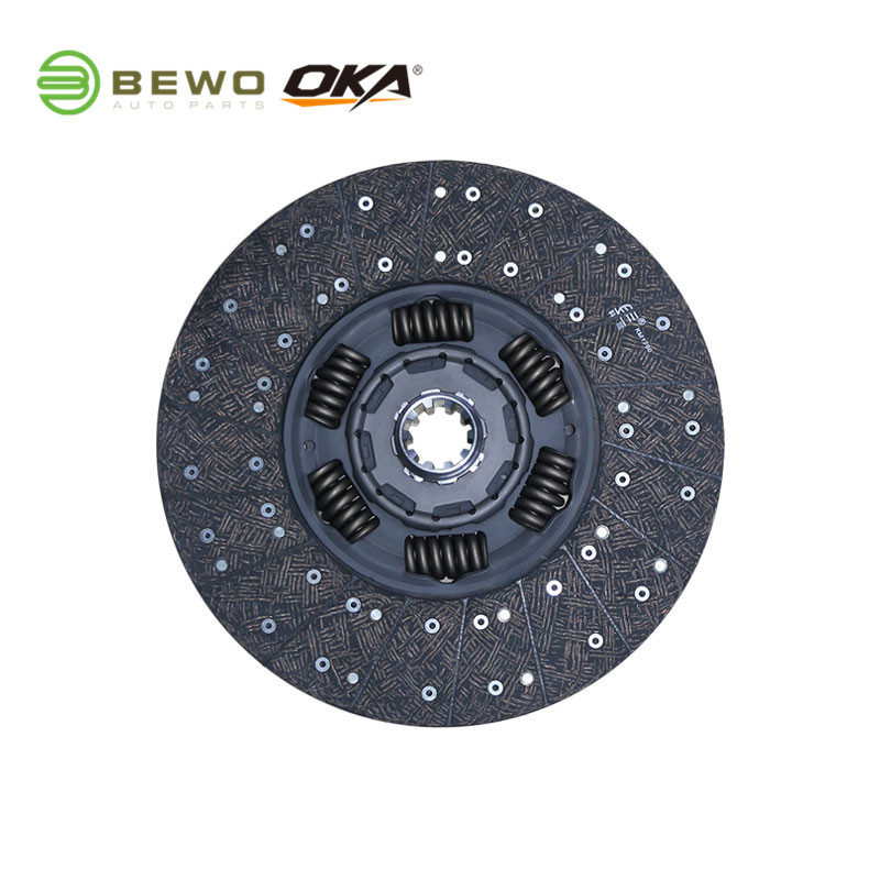 SACHS 1878004573 Brand New OKA/BEWO Heavy Duty Truck Clutch Disc  430Mm For DAF 1663220 / HINO 31250-E0A80  With High Quality