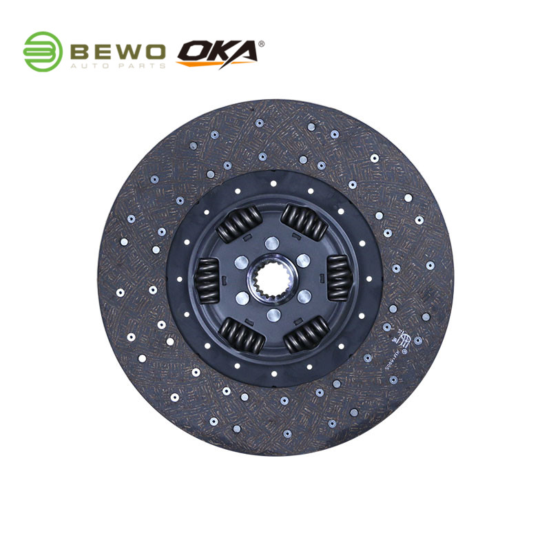 SACHS 1878023831 OEM Design OKA/BEWO Heavy Duty Truck Clutch Disc  395Mm For BENZ  axor 2 atego 2 With Great Price