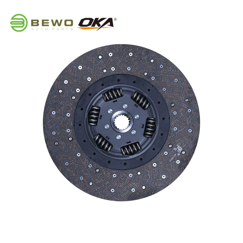 Clutch Disc SACHS 1878023931 Professional OKA/BEWO Heavy Duty Truck  395Mm For SCANIA  Chinese manufactury