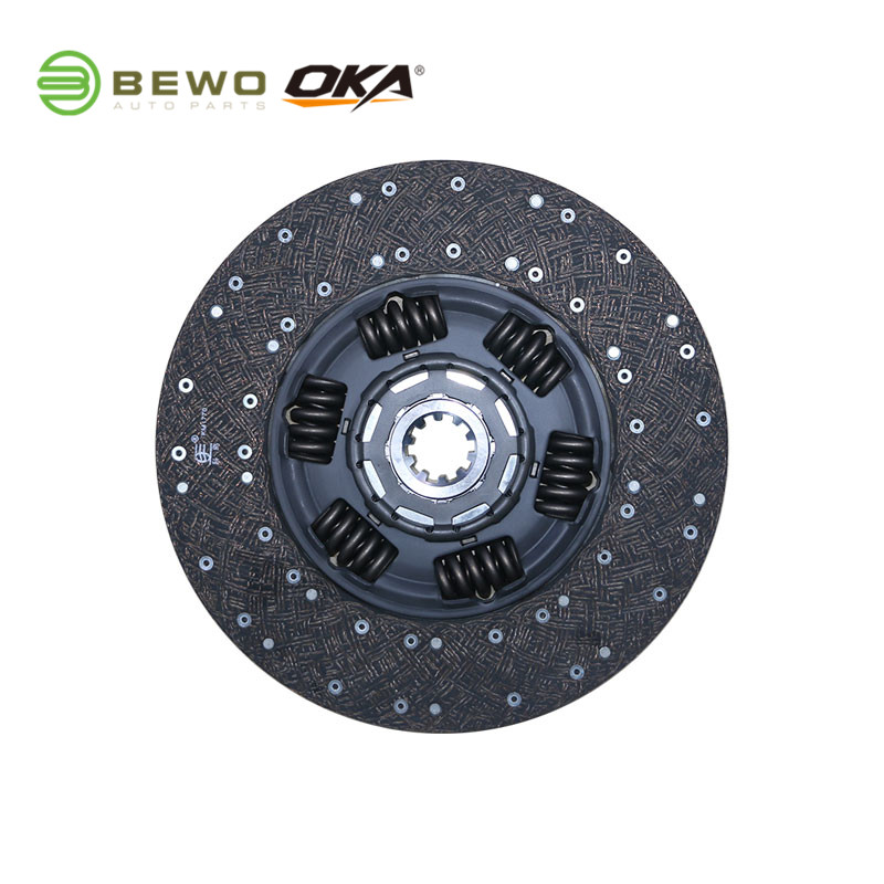 Multifunctional OKA/BEWO Heavy Duty Truck Clutch Disc SACHS 1878032331 430Mm For VOLVO FH For Wholesales