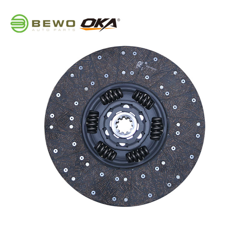 SACHS 1878079331 Hot Selling OKA/BEWO Heavy Duty Truck Clutch Disc 362Mm For DAF/ MAN TGL/ IVECO EUROCARGO With Low Price