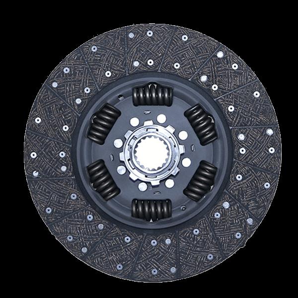 sachs 1878002024 Double clutch disc for BENZ OM 541.923  MB 400MM 18N  OKA/BEWO TWIN DISC CLUTCH