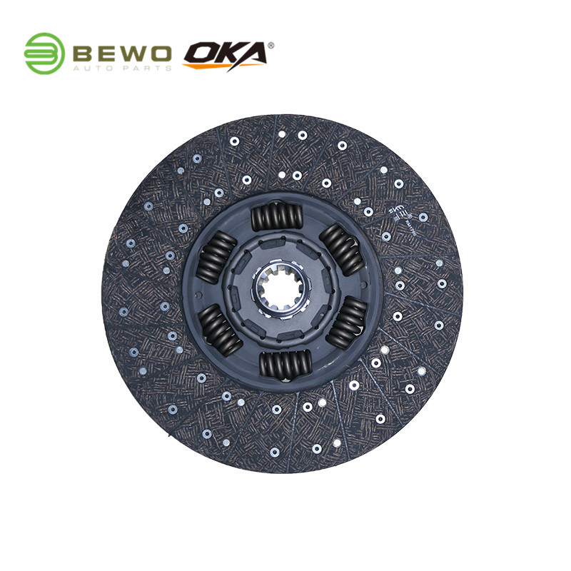 OE quality SACHS 1878080037 European truck clutch disc clutch plate 430mm for MAN / NEOPLAN