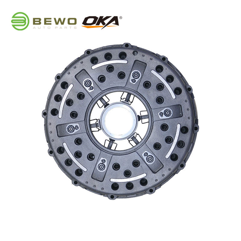 Professional OKA/BEWO Heavy Duty Truck Clutch Cover SACHS 1882301239 420MM For MAN/BENZ With CE Certificate