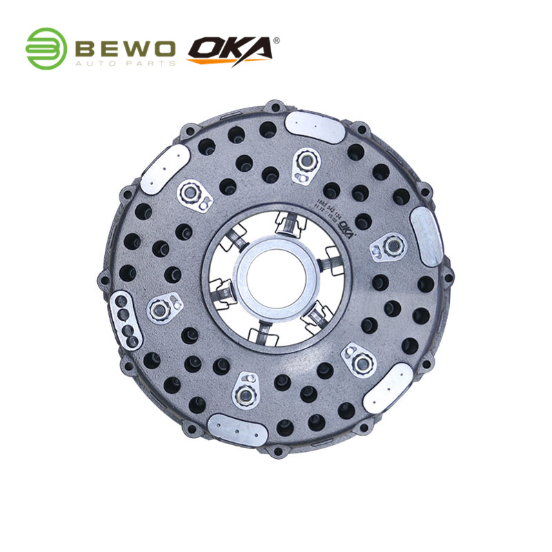 Professional OKA/BEWO Heavy Duty Truck Clutch Cover SACHS 1882342134 420MM With CE Certificate