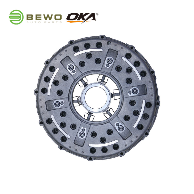 New Design OKA/BEWO Heavy Duty Truck Clutch Cover SACHS 1882600126 420MM For MAN/BENZ With OEM QUALITY
