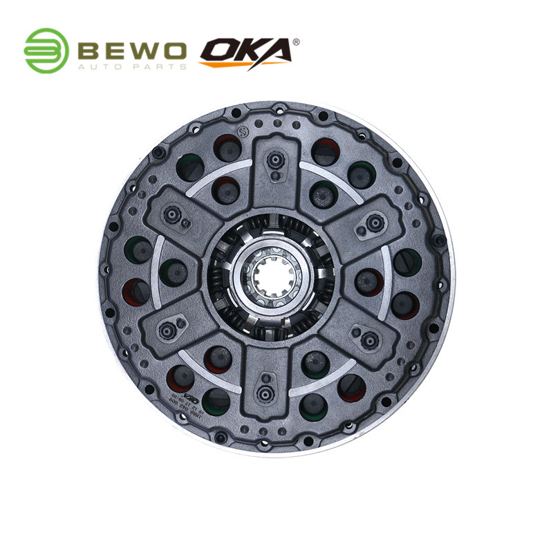 Hot Selling OKA/BEWO Heavy Duty Truck Clutch Cover SACHS 1888042009 380MM For BENZ With Low Price