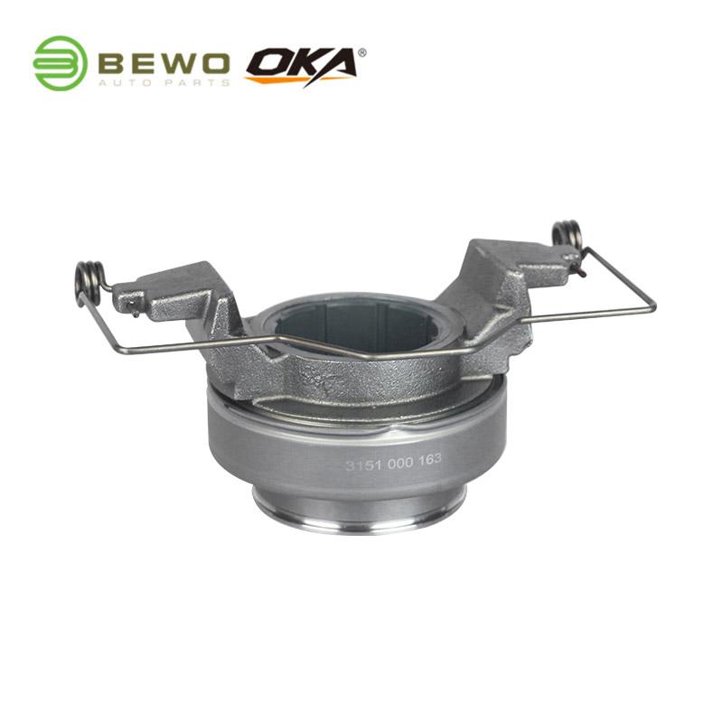 High Quality Auto OKA/BEWO Heavy Duty Truck Clutch Release Bearing SACHS 3151000163/20510801/20569174 KZISZ-5 for VOLVO