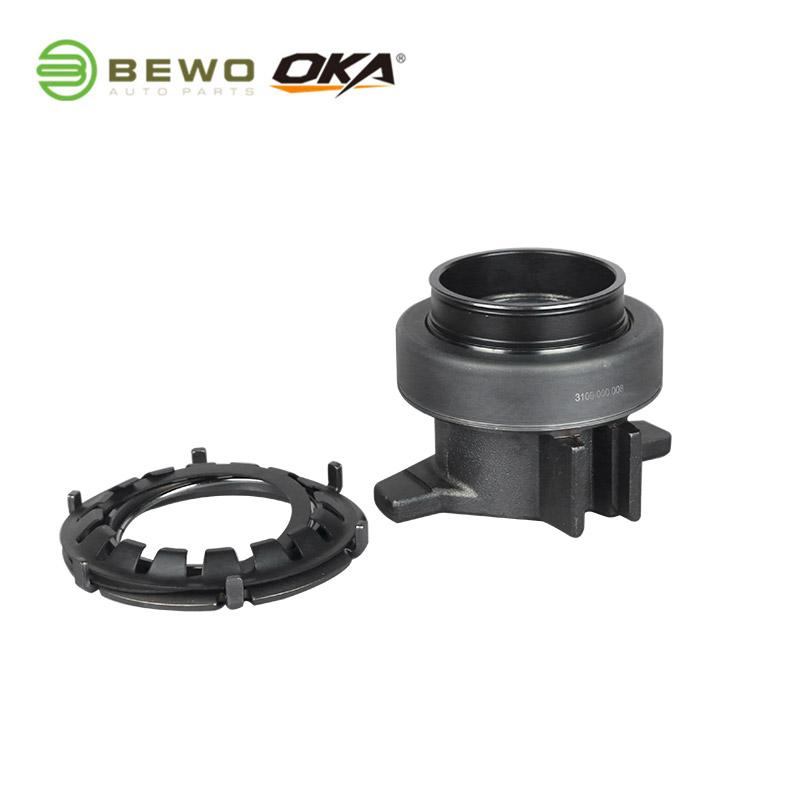 Zhejiang OKA/BEWO Heavy Duty Truck clutch release bearing SACHS 3100008201 KZIZ-5 For SCANIA  with 3151000272 & 3180000009