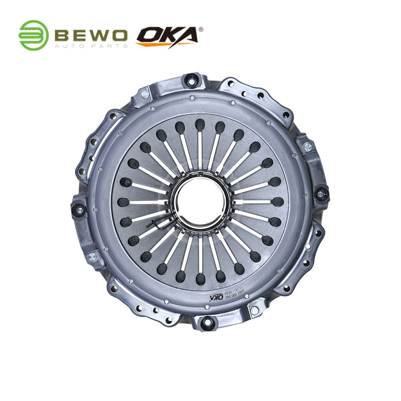 Plastic OKA/BEWO Heavy Duty Truck Clutch Cover SACHS 3482000042 430MM For BENZ Made In China