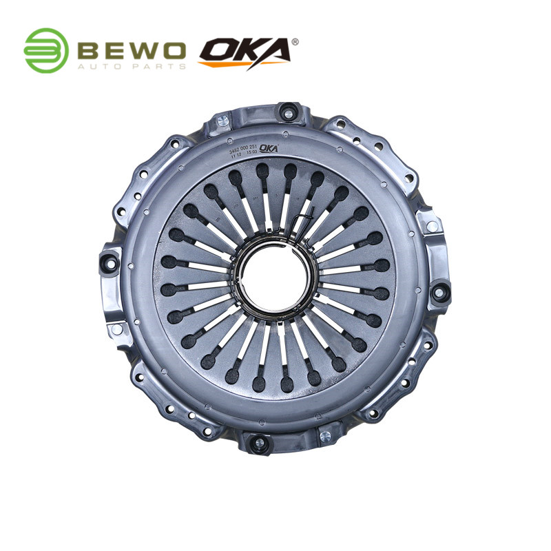 Multifunctional OKA/BEWO Heavy Duty Truck Clutch Cover SACHS 3482000251 430MM For SCANIA For Wholesales