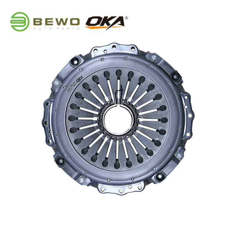 Professional OKA/BEWO Heavy Duty Truck Clutch Cover SACHS 3482000257 430MM For SCANIA With CE Certificate