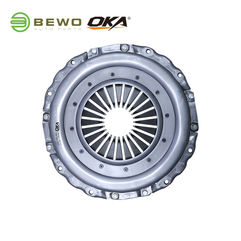 New Design OKA/BEWO Heavy Duty Truck Clutch Cover SACHS 3482000463 395MM For BENZ  pressure plate