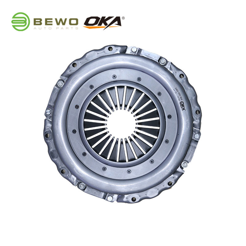 Brand New OKA/BEWO Heavy Duty Truck Clutch Cover SACHS 3482000464 395MM For MAN/BENZ With High Quality