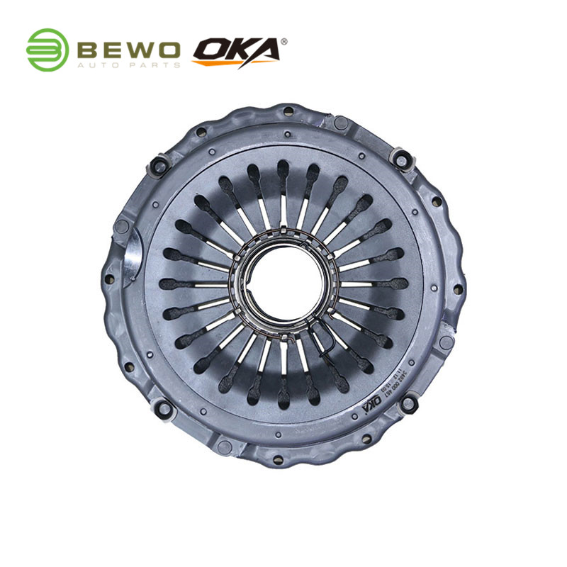Hot Selling OKA/BEWO Heavy Duty Truck Clutch Cover SACHS 3482000467 395MM For MAN With Low Price
