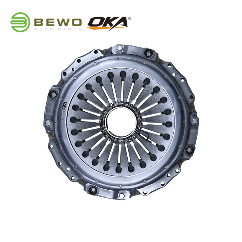 Plastic OKA/BEWO Heavy Duty Truck Clutch Cover SACHS 3482000484 430MM For DAF/RENAULT/MAN Made In China