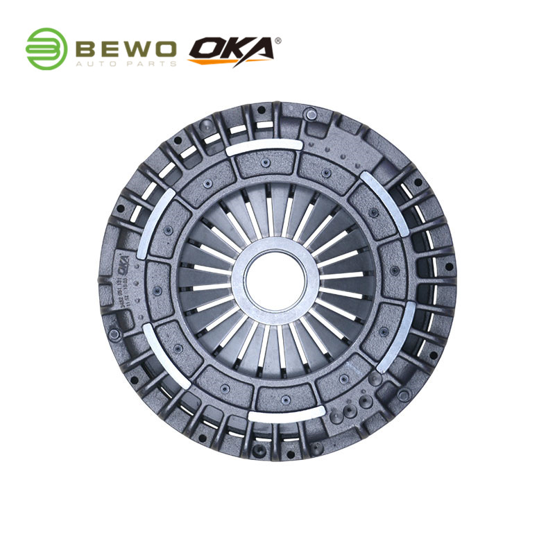 New Design OKA/BEWO Heavy Duty Truck Clutch Cover SACHS 3482000953 350MM For BENZ With OEM QUALITY