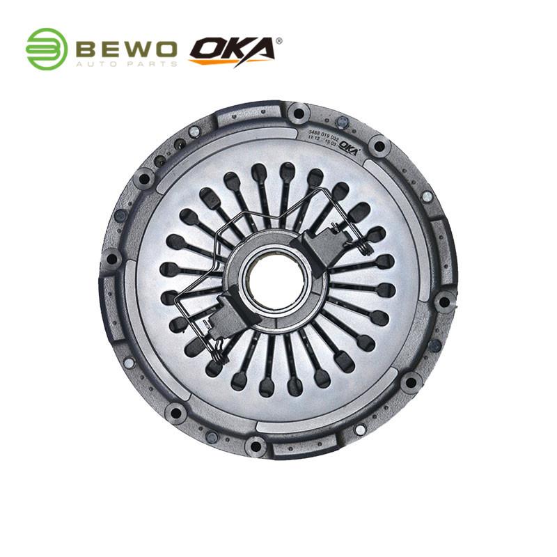 Professional OKA/BEWO Heavy Duty Truck Clutch Cover SACHS 3482019032  pressure plate  With CE Certificate