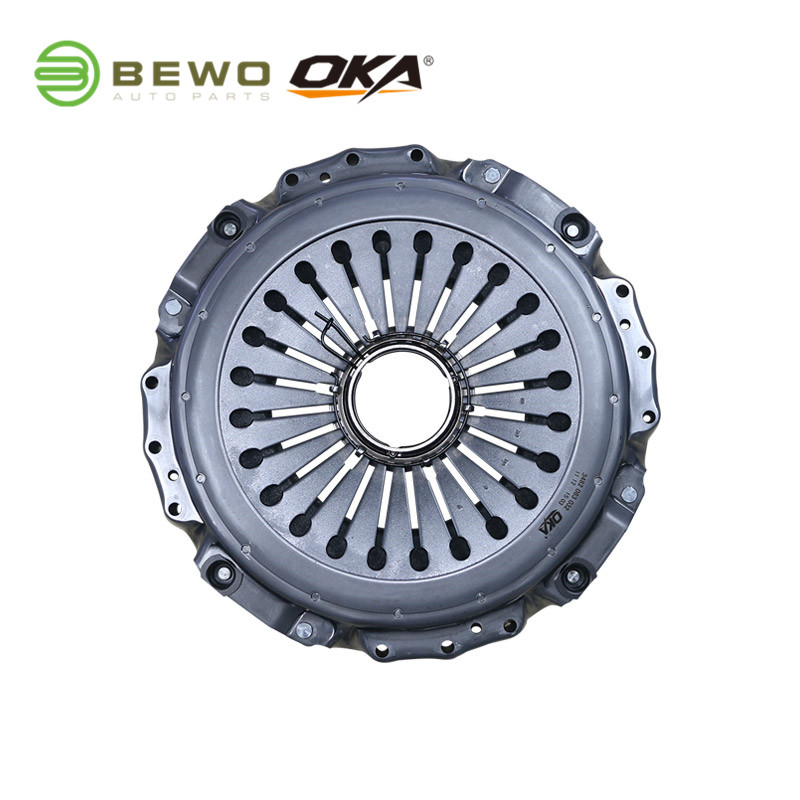 Hot Selling OKA/BEWO Heavy Duty Truck Clutch Cover SACHS 3482083032 430MM For DAF/MAN/IVECO With Low Price