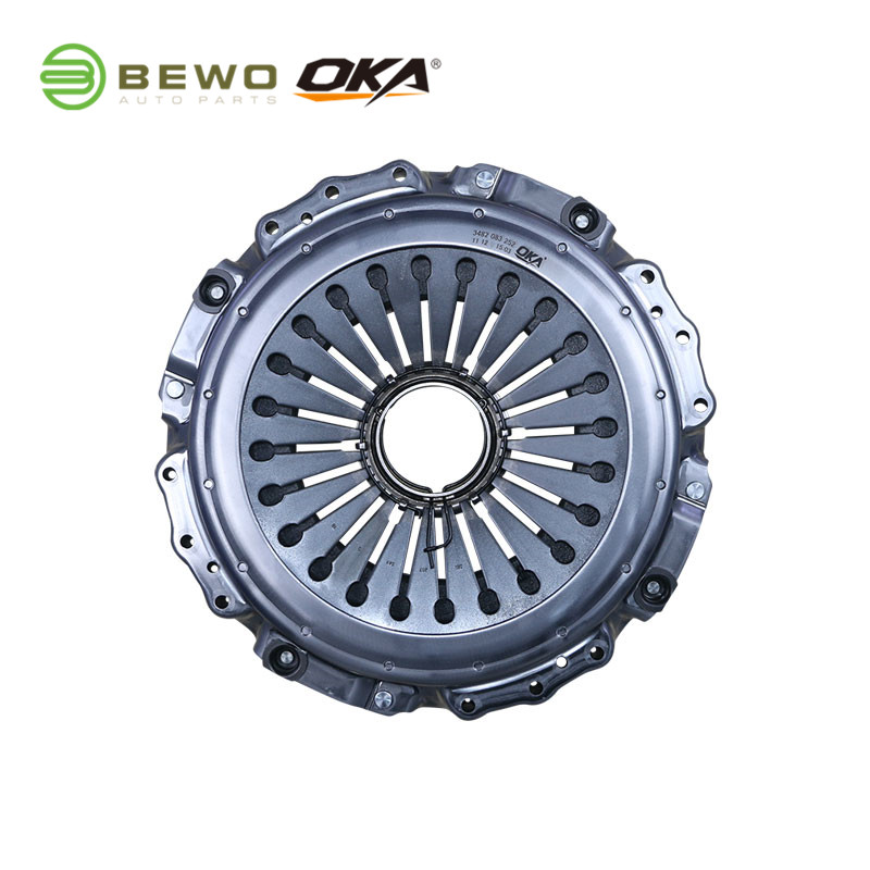 Professional OKA/BEWO Heavy Duty Truck Clutch Cover SACHS 3482083252 430MM For RENAULT  pressure plate