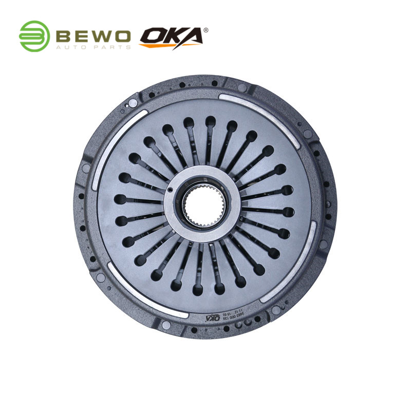 Pressure plate  OKA/BEWO Heavy Duty Truck Clutch Cover SACHS 3483000139 430MM For BENZ Made In China
