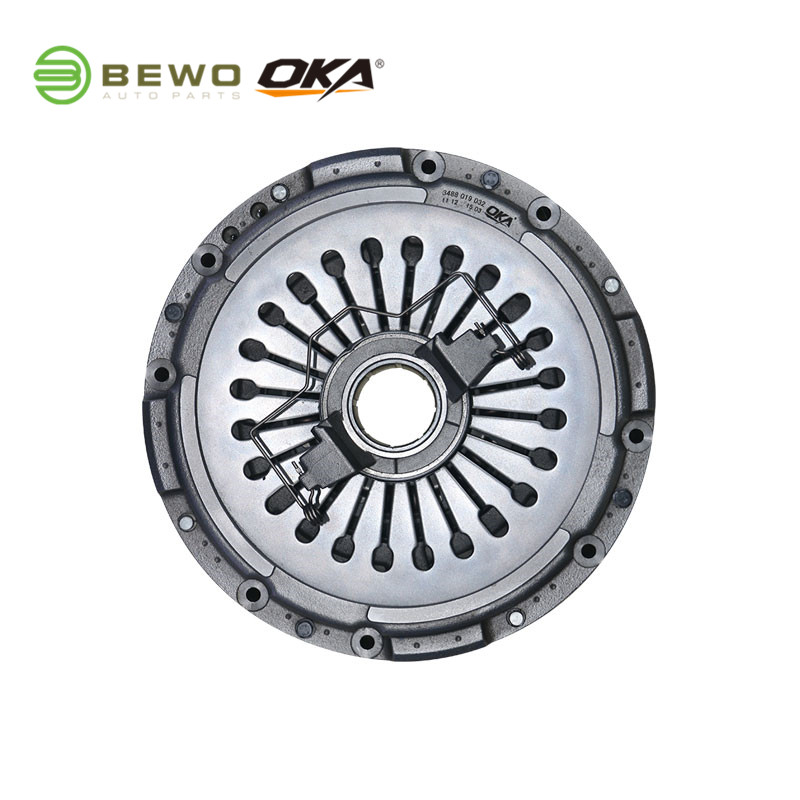 SACHS 3483027332 OKA/BEWO Heavy Duty Truck Clutch Kit 380MM for VOLVO FH MH 20569143 3192206  With Lowest Price