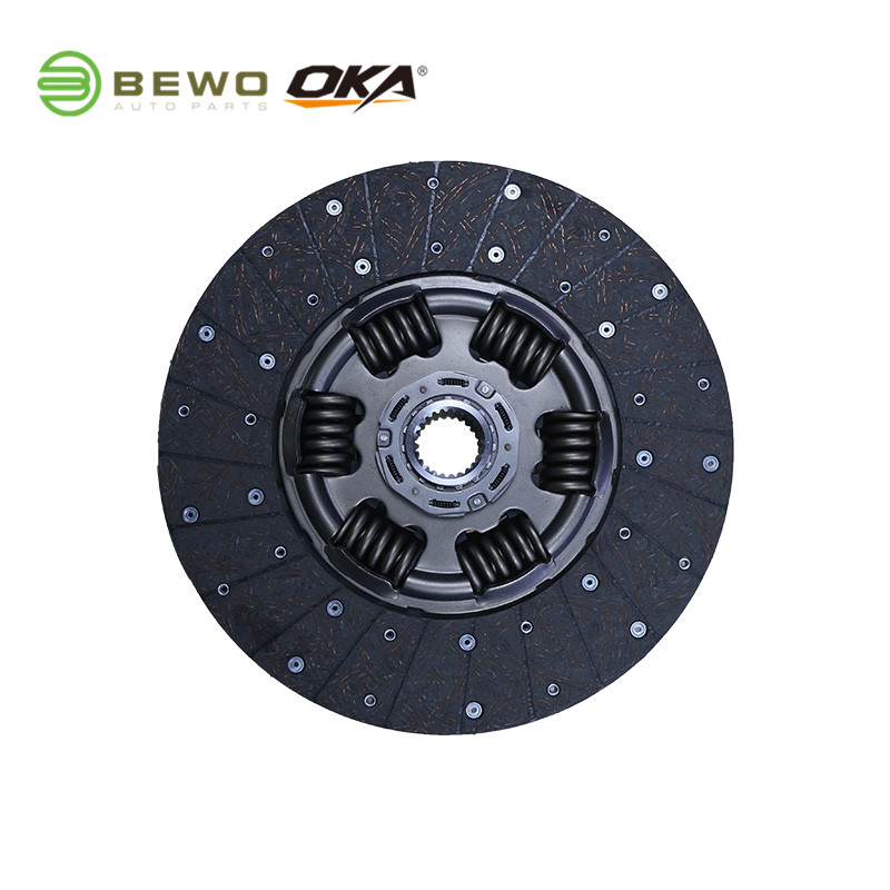 829053 High efficiency hot sale clutch plate for  Euro  heavy DUTY TRUCK CLUTCH DISC  for SCANIA  574904