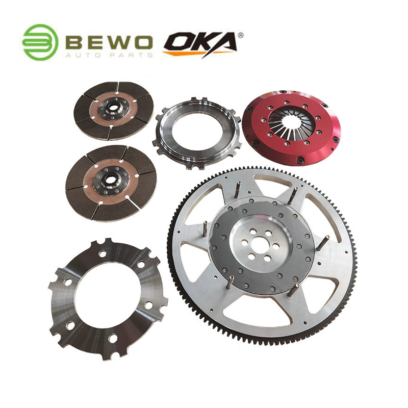 BMW 200mm double disc kit